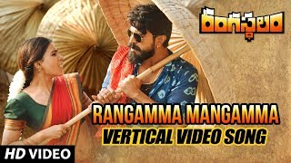 rangasthalam video songs hd