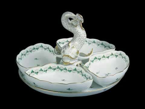 Herend Porcelan 2008/ ♪ Liszt Ferenc-Hungarian Rhapsody No. 2 In C Sharp Minor