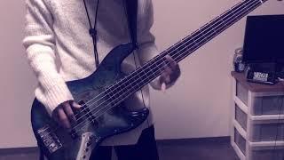 【ベース】準透明少年/ヨルシカ【弾いてみた】