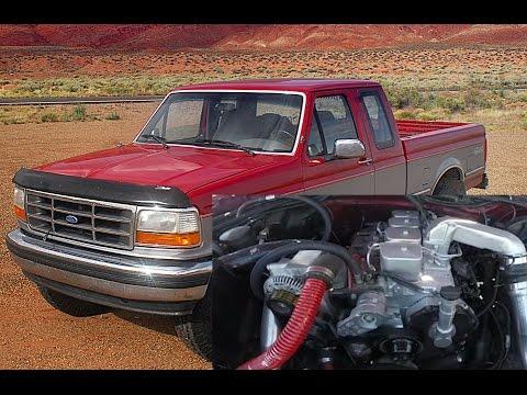 1986 f150 transmission swap