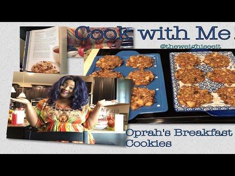 weight-watchers•cook-with-me•oprahs-breakfast-cookies