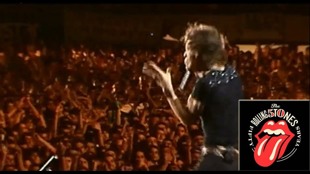 The Rolling Stones - Paint It Black - Live OFFICIAL ...