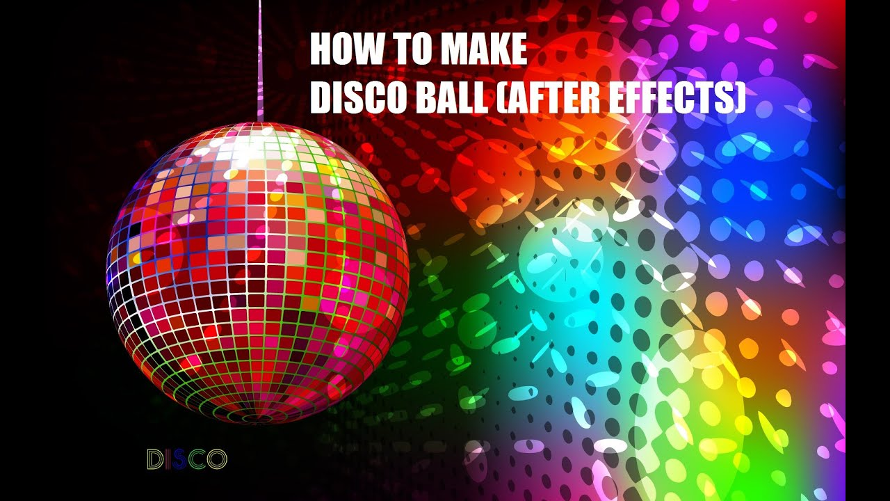 tutorial how to make disco ball after effects youtube. Black Bedroom Furniture Sets. Home Design Ideas