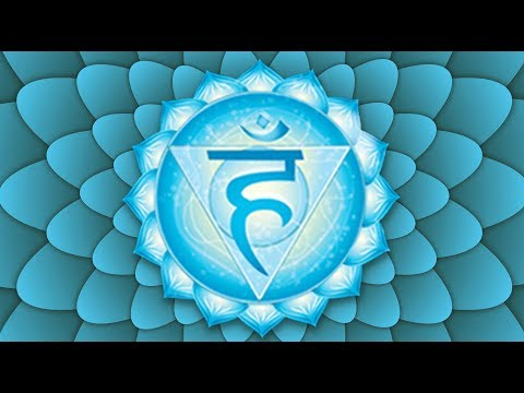 SPEAK THE INNER TRUTH | Throat Chakra Healing Meditation Music | Heal Thyself {Vishuddha}