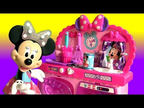 Play doh minnie 39 s bowtique bowtastic la boutique de - Cuisine de minnie ...
