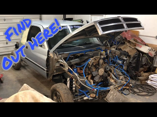 SEMA Truck Build For The 2nd Gen Ram?!?