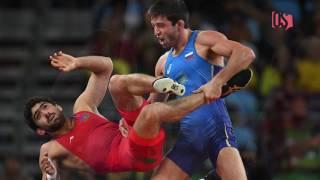 Родители Сослана Рамонова делятся эмоциями после победы их сына на Олимпиаде в Рио
