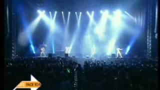 Westlife Live Korea Concert 03 When You're Looking Like That 06 09 2006