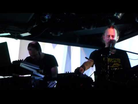Atoms for Peace - S.A.D. HD @ Le Poisson Rouge, NYC 3-14-13