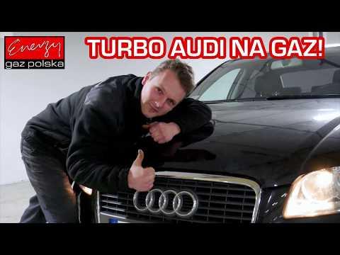 Montaż LPG Audi A4 1.8T 163KM 2006r W Energy Gaz Polska Na Auto Gaz KME Nevo
