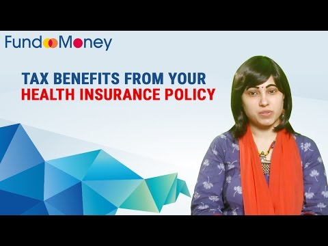 Tax Benefits From Your Health Insurance Policy