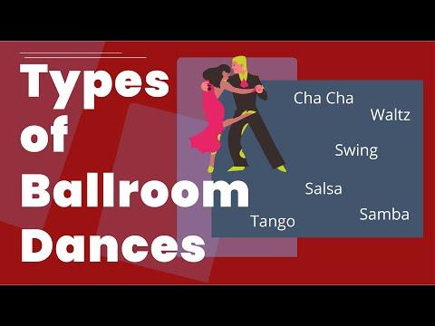 Types Of Ballroom Dance Styles - 23+ Ballroom Dances