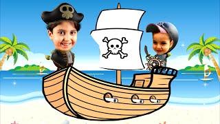 Sado and Keremiko Kids Holiday fun Adventures Indoor, Outdoor Games & Activities for kids