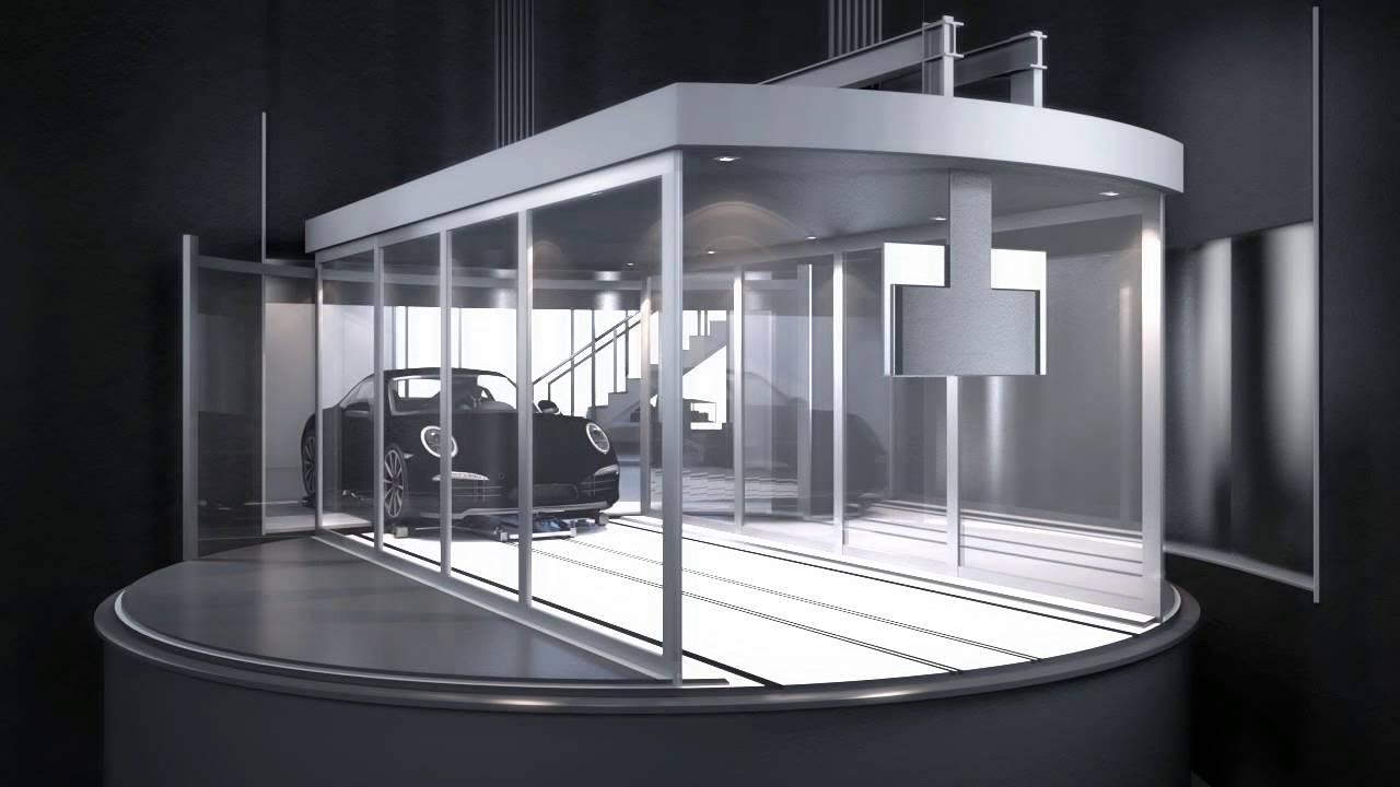 Porsche Design Tower Sunny Isles Beach Car Elevator