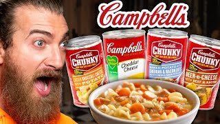 What's The Best Canned Soup? (Taste Test)