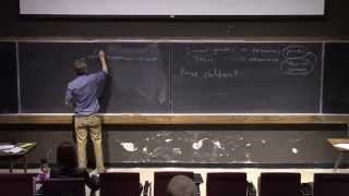 Lecture 22 (Economics of Natural Resources)