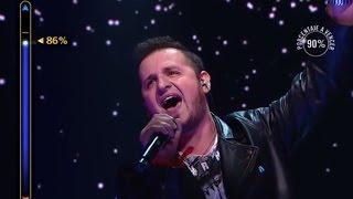 """Duelo: Matías Albertengo canta """"Living on a prayer"""" - Elegidos"""