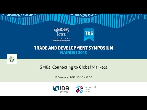 TDS LIVE | SMEs: Connecting to Global Markets