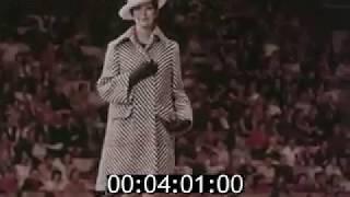 I Международный московский фестиваль моды. Лужники. 1967 г. Часть 2