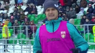 2nd half FC Ufa vs Dynamo, Week 18 | RPL 2018/19