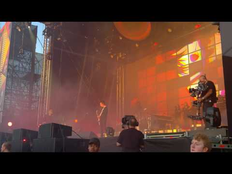 Gorillaz  Rhineste Eyes  Dem Dayz Margate June 2017