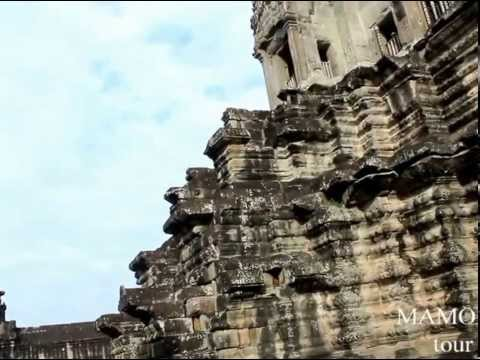 Восьмое чудо света : Камбоджа - Ангкор