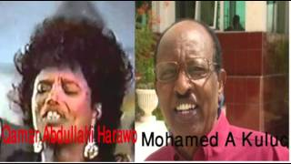MOHAMED A.KULUC IYO QAMAR A.HARAWO HEESTA RAGA IYO HAWEENKA