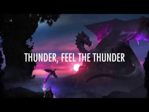 Imagine Dragons – Thunder Lyrics  Lyric...