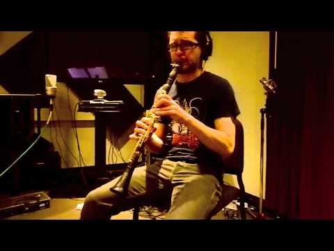Necrophagist - Fermented Offal Discharge (clarinet cover WITH SOLO)