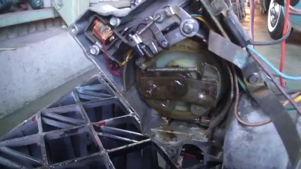 56 Buick Wiring Diagram 1962impala 2 Speed Windshield Wiper Repair Youtube