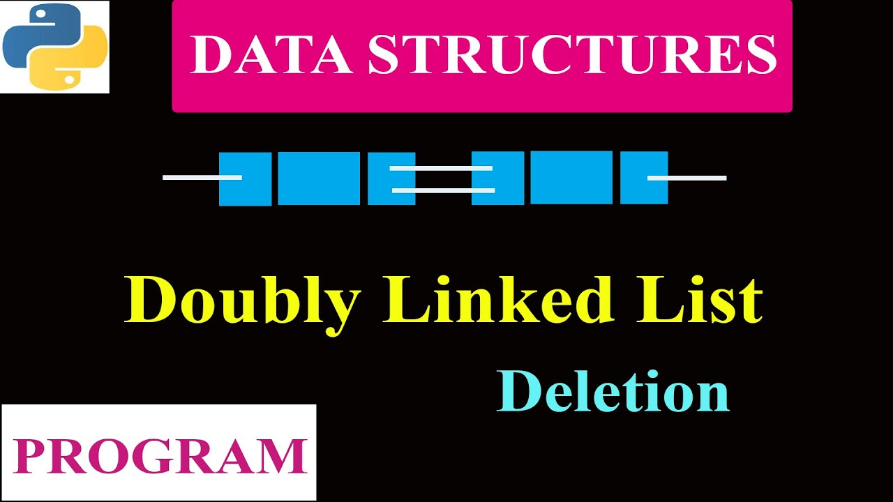 Doubly Linked List | Deletion Operation | Data Structures