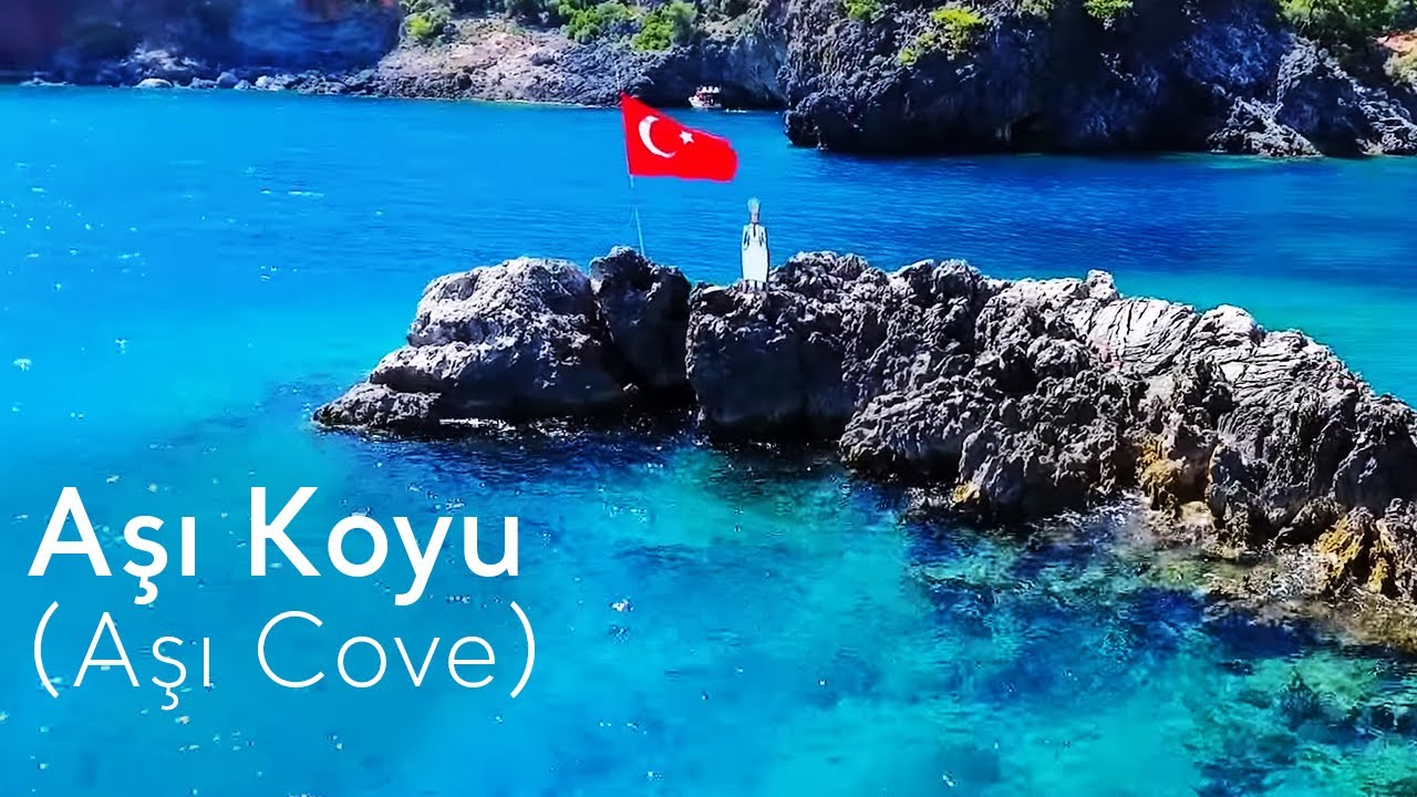 Go Turkey - Breathtaking beauty of Aşı Koyu (Aşı Cove)