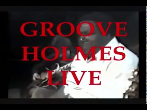 GROOVE HOLMES LIVE 1980