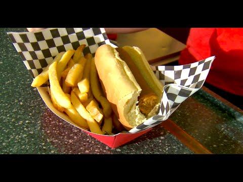 Extreme Ballpark Food: Vegan Dog