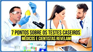 TESTE DE GRAVIDEZ CASEIRO QUE FUNCIONA 100%?