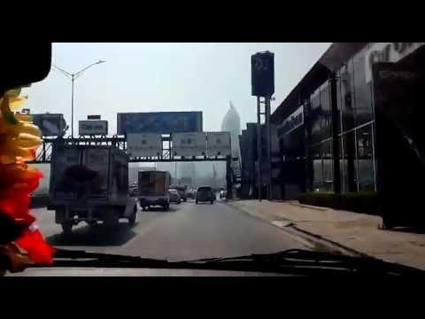 Monterrey Highway