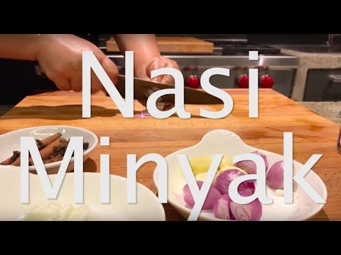 How To Make The Best Nasi Minyak (Ghee Rice) In The World | Kitchen Lab | Butterkicap