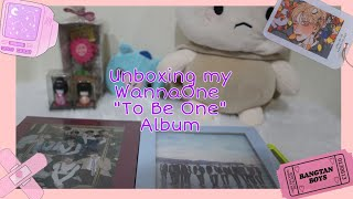 [UNBOXING] ? Wanna One 워너원 1st Mini Album 1x1=1 To Be One (S…