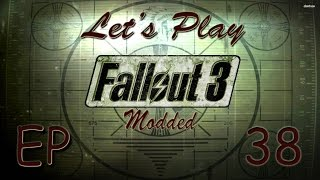 Let's Play : Modded Fallout 3 : Ep 38 : A Friend With A Spaceship Is Better