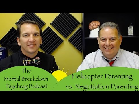 Helicopter Parenting Vs.  Negotiation Parenting