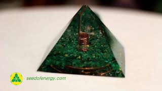 Why and how Orgonite Pyramid / Orgone Generator works?