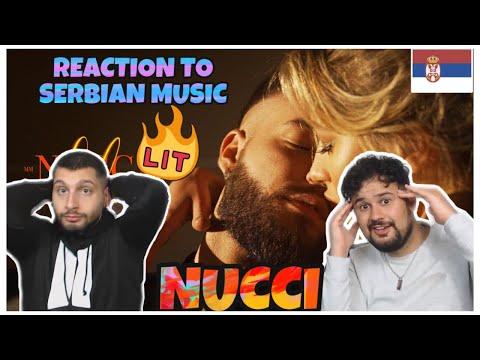 REACTION TO SERBIAN MUSIC: Nucci – BIBI Prod. by Popov