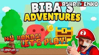 Biba`s Adventures Gameplay (Chin & Mouse Only)