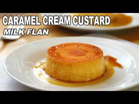 caramel-cream-custard---delicious-milk-flan