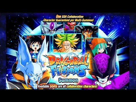 Dragonball Fusions Banner Review!    DBZ Dokkan Battle