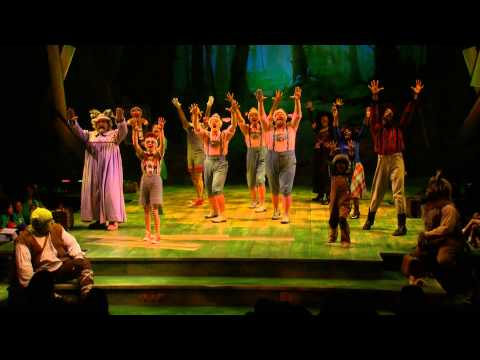Shrek The Musical at Chicago Shakespeare Theater