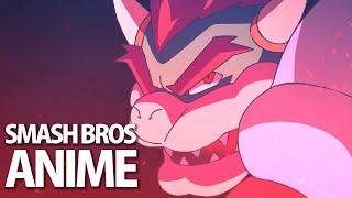 Smash Bros Anime Opening (Animation)