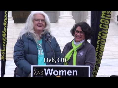Deb's 2020 March for Life Testimony