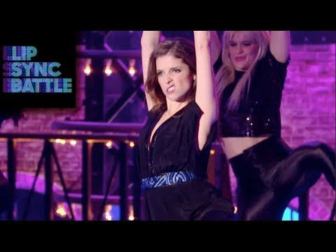 Anna Kendrick's Booty vs. John Krasinski's Proud Mary | Lip Sync Battle