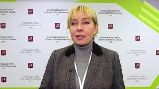 Арина Шарапова дала оценку форуму долголетия, оценила итальянский опыт